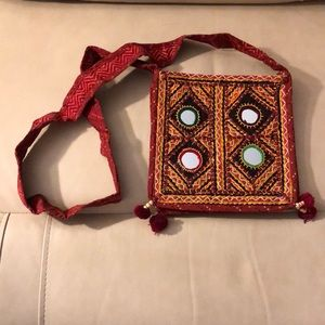 Handbags - Indian cross body purse